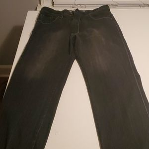 Marq Seventy Five black jeans.